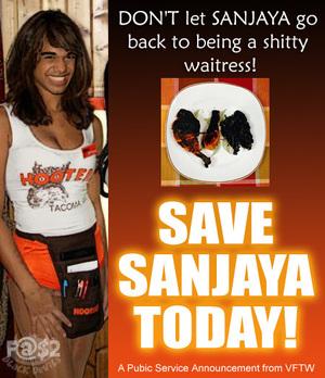 Sanjayahooters